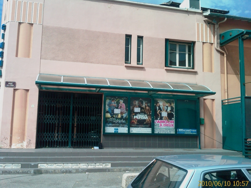 Cinema Rex Bron Lyon Villeurbanne Meyzieu Chassieu Genas Monchat